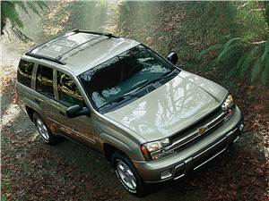 Chevrolet TrailBlazer 2001 фото 1