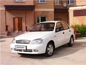 Авто с пробегом (Chevrolet Lanos, Skoda Fabia, Kia Rio) Lanos -