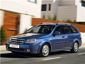 Chevrolet Lacetti -