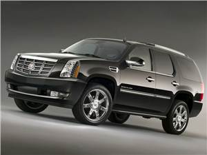 Сухопутные дредноуты (Chevrolet Tahoe, GMC Yukon, Cadillac Escalade, Ford Expedition, Lincoln Navigator) Escalade