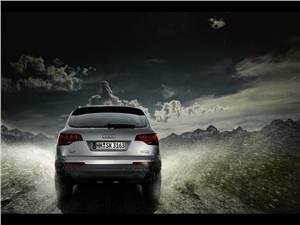 Великолепная пятерка (Mercedes-Benz ML-Klasse,BMW X5,Audi Q7,Porsche Cayenne,Volkswagen Touareg) Q7 -