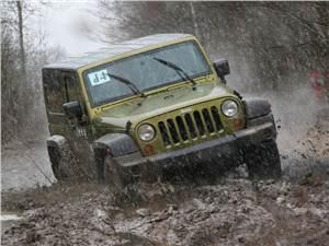 Фотогалерея Jeep