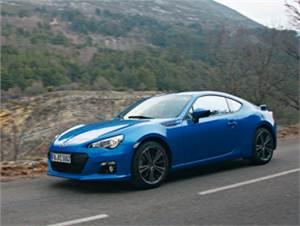 Subaru BRZ (купе)