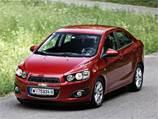 Chevrolet Aveo сойдет с конвейера «ГАЗа» в ноябре