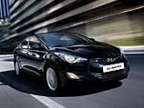 Hyundai озвучил цены на Elantra 2013 модельного года