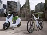 Электроскутер Smart появится на дорогах в 2014 году