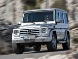 Mercedes выпустил супермощный «Гелендваген»