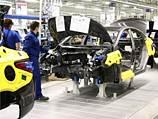 Новость про Hyundai - На питерском заводе Hyundai выпущен 200-тысячный автомобиль