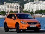Subaru XV появился в России