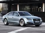 Новость про Audi - Audi A8 Hybrid скоро появится в продаже
