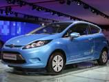 Ford Fiesta ECOnetic: 3,3 л топлива на 100 км пути