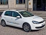 Volkswagen тестирует электрический хэтчбек Golf