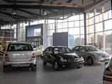 Россияне стали покупать более дорогие машины