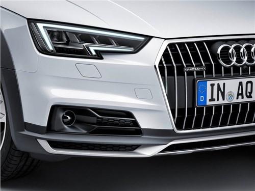 Audi начала прием заказов на новое поколение A4 Allroad