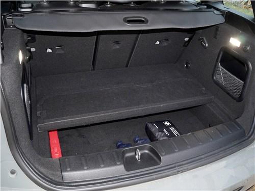 Mini Clubman Cooper S 2016 багажное отделение