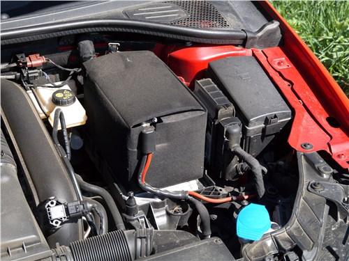 Предпросмотр audi a3 sedan 2017 двигатель