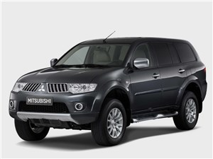 Mitsubishi Pajero Sport будет выпускаться в Калуге