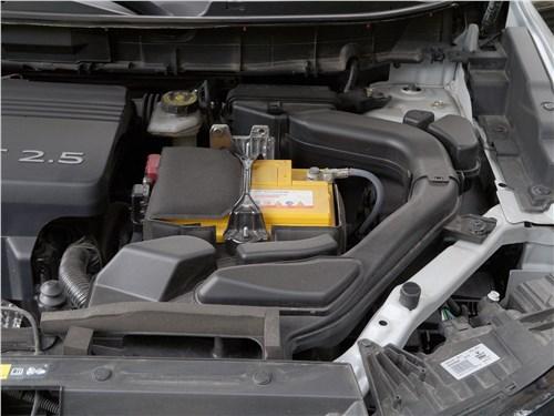 Предпросмотр renault koleos 2017 моторный отсек