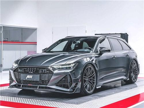ABT Sportsline | Audi RS6 вид спереди