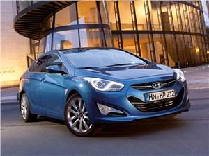 Седан Hyundai i40 подорожал на 10 тысяч рублей