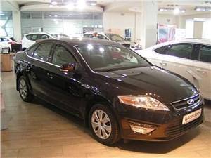 Ford Mondeo теперь продается в новой комплектации