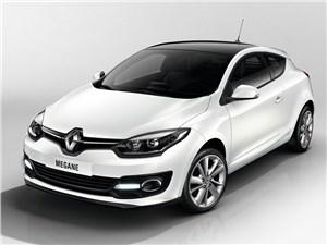 Renault Megane получил обновление
