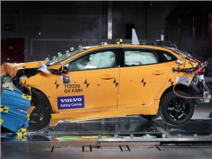 Новость про Volvo - NCAP включила в рейтинг самых безопасных машин модели с репутацией «хрупких»