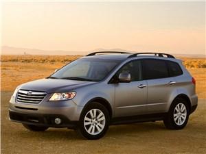 Кроссовер Subaru Tribeca скоро покинет рынок
