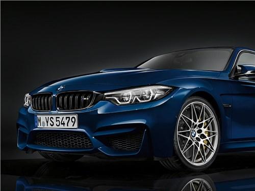 Новость про BMW M3 - BMW поделилась подробностями обновленного M3