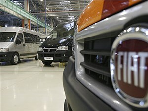 Новость про Fiat Ducato - В Москве будут выпускаться фургоны Fiat