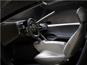 Предпросмотр kia niro концепт 2013 водительское место