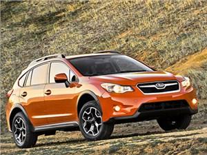 Российские клиенты могут заказать кроссовер Subaru XV 2014 модельного года