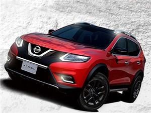 Новость про Nissan X-Trail - Nissan X-Treme