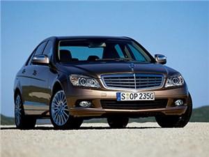 Mercedes-Benz отзывает четверть миллиона автомобилей C-class