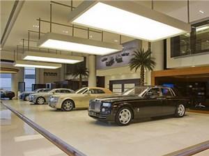 Продажи Rolls-Royce достигли рекордных показателей