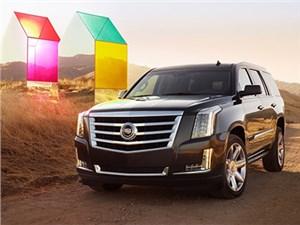 Cadillac рассекретил подробности о новом Escalade