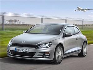 Volkswagen покажет в Женеве Scirocco нового модельного года