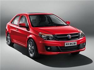 Geely готовится привезти на российский рынок новый седан GS6