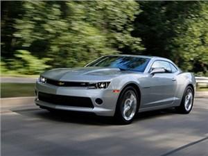 Chevrolet обещает показать новый Camaro в январе