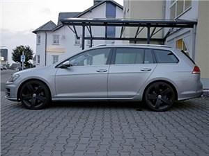 Volkswagen тестирует версию Golf R в кузове универсал
