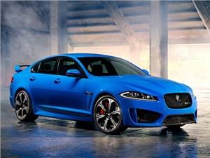 Стали известны рублевые цены на седан Jaguar XFR-S