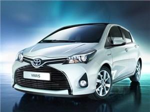 Toyota готовится вывести на рынок обновленный хэтчбек Yaris