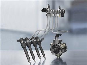 CommonRail для дизельного двигателя - форсунки, насос высокого давления и топливный аккумулятор