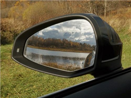 Audi A4 allroad quattro 2016 боковое зеркало