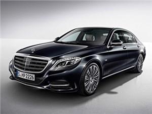 Daimler ведет переговоры о сборке автомобилей Mercedes-Benz S-Class в Набережных Челнах