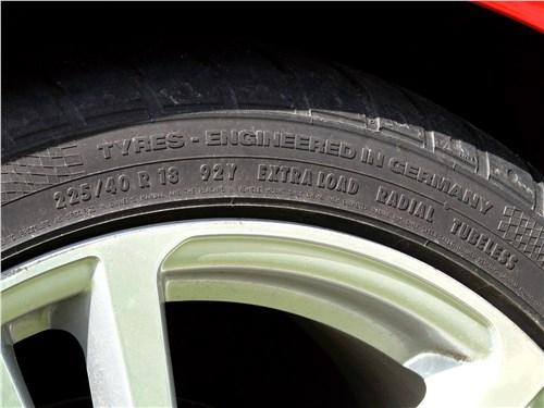 Предпросмотр audi a3 sedan 2017 колесо