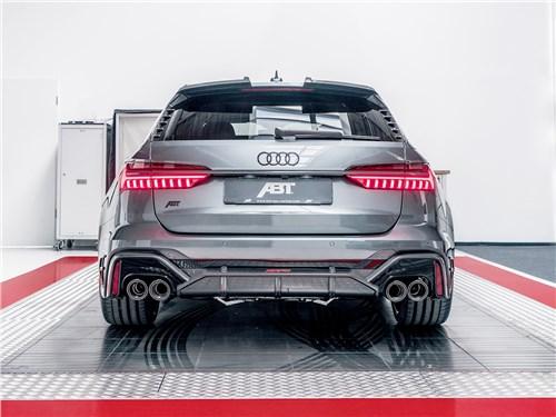 ABT Sportsline | Audi RS6 вид сзади