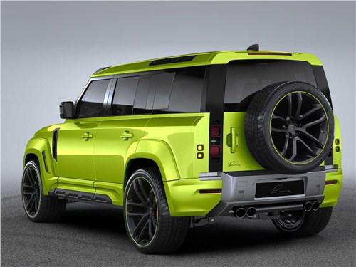 Lumma Design | Land Rover Defender вид сзади