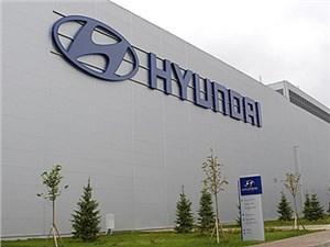 Новость про Hyundai - Российский завод Hyundai уходит на каникулы