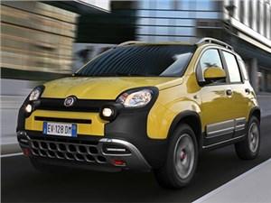 Появилась информация о новом компактном кроссовере Fiat Panda Cross